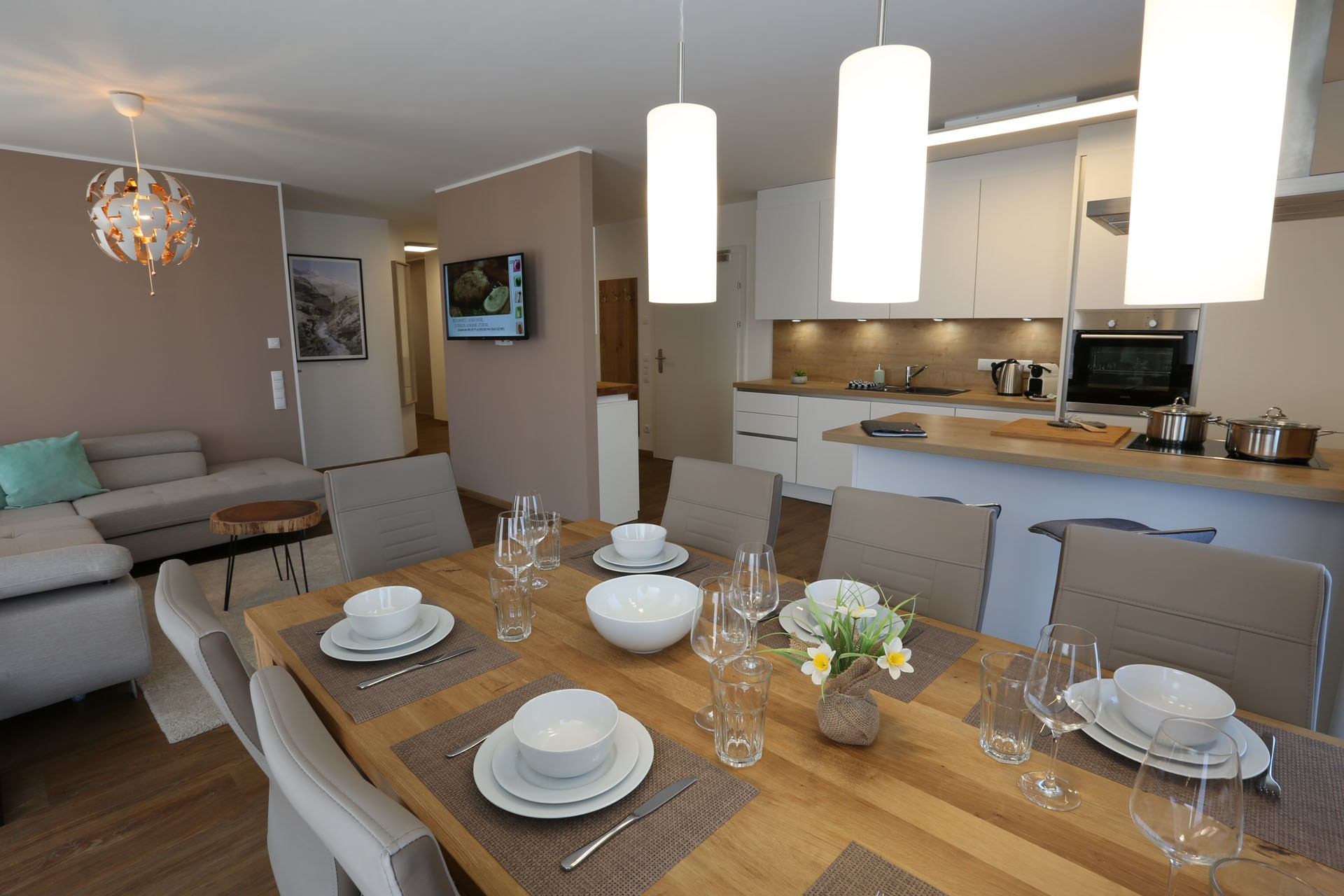 AA Hilday Homes Appartements