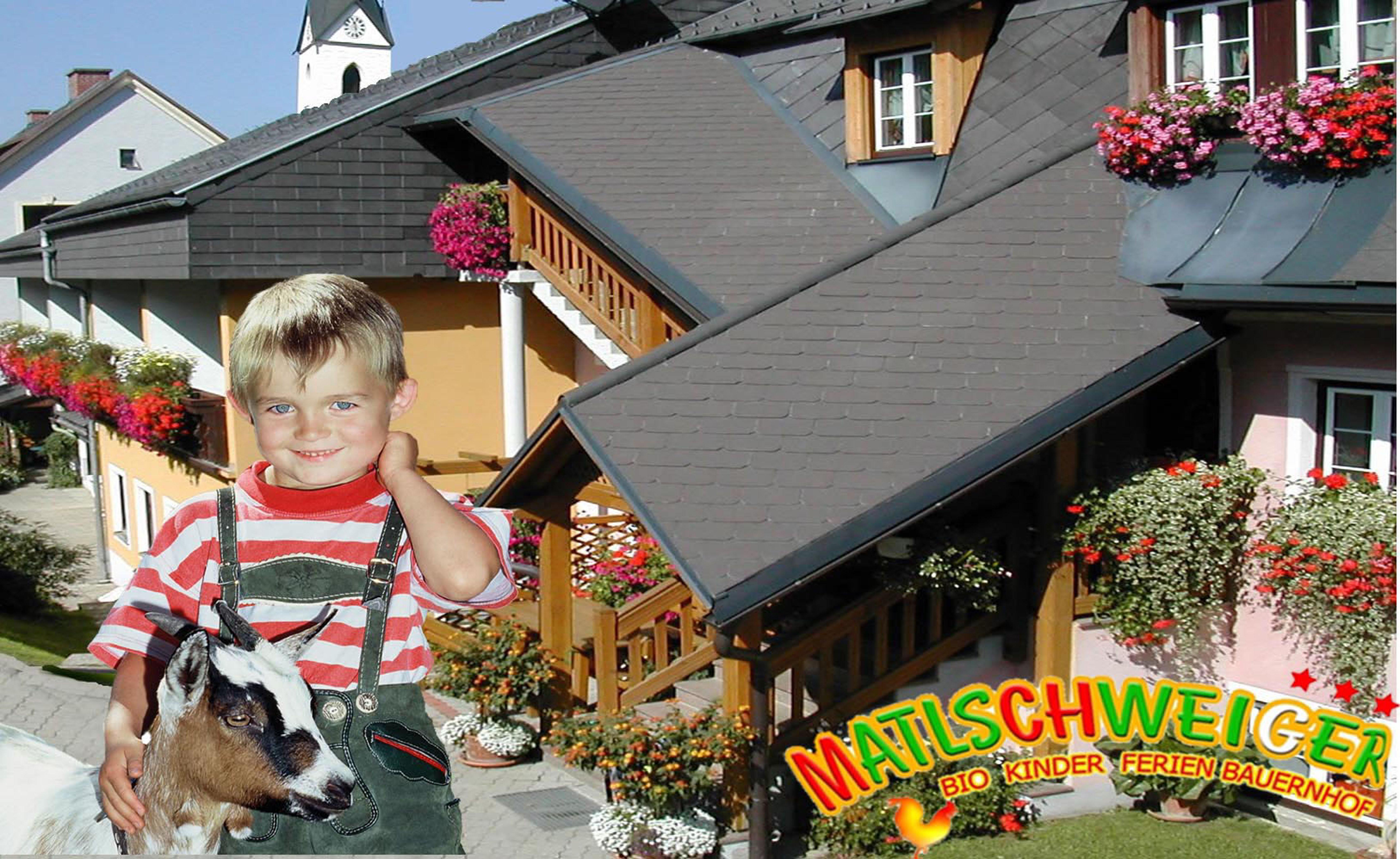 Bio-Kinderbauernhof Matlschweiger