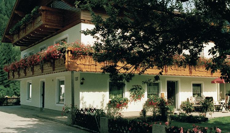 Privatzimmer Rührlinger-Gassner