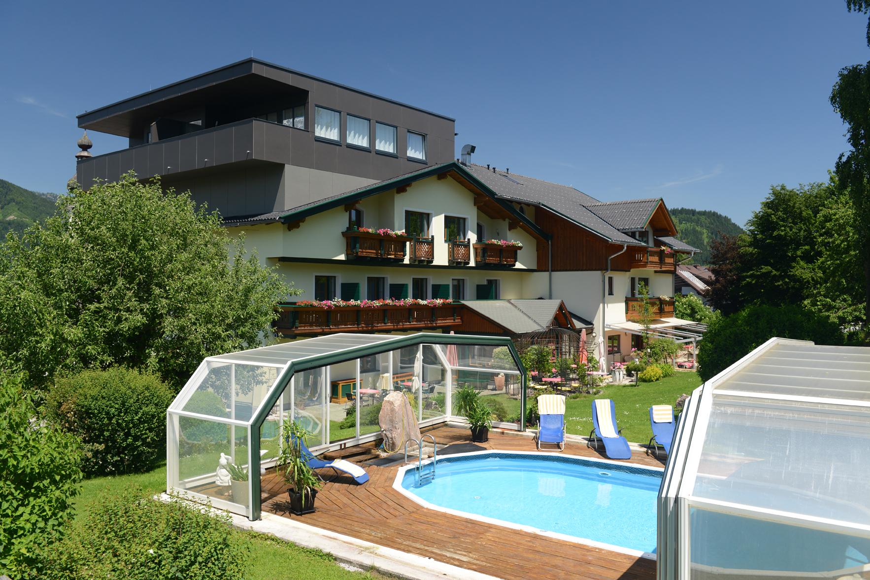 Wohlfühl-Apparthotel Landhaus Gabriel