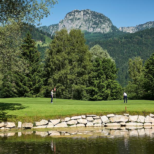 ©Armin Walcher GLC Ennstal Golfer Green