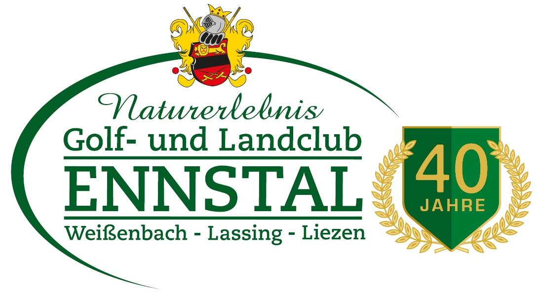 © GLC Ennstal Clubwappen 40 Jahre