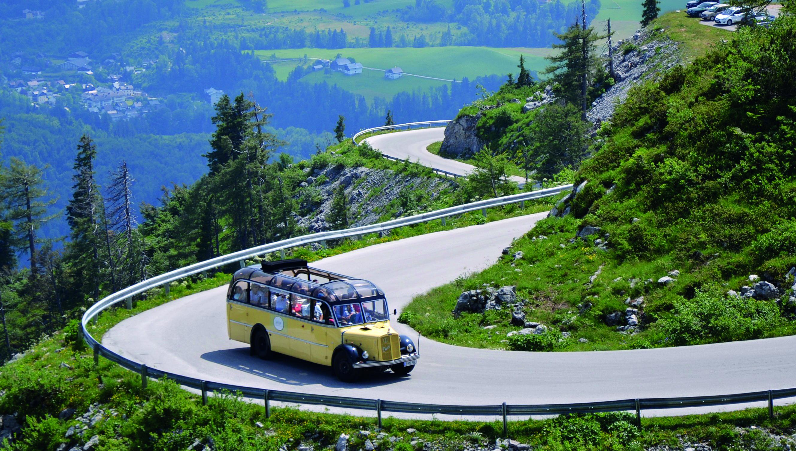 ©Loser Bergbahnen Altaussee Panoramastrasse