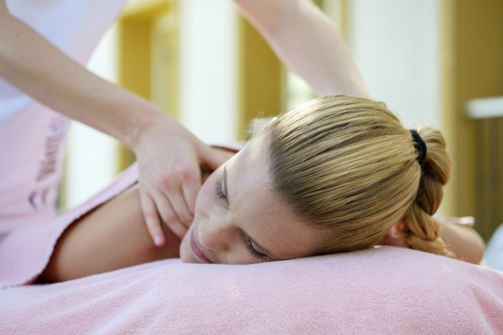 Physiotherapie Wellness in der GrimmingTherme