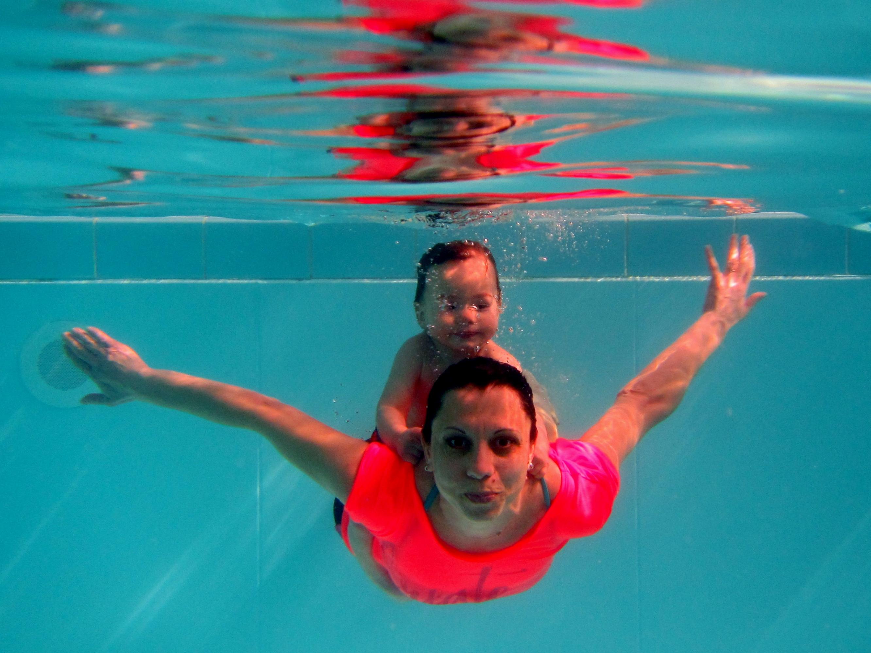 Schwimmschule Flosse Kleinkinderschwimmen