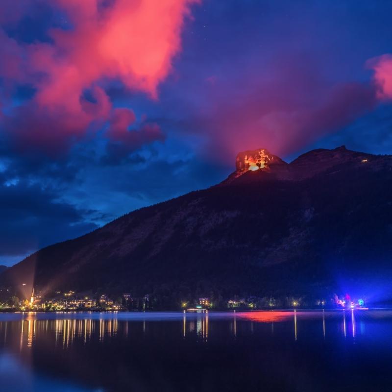 Berge in Flammen TVB Ausseerland-Salzkammergut ©Martin Baumgartner