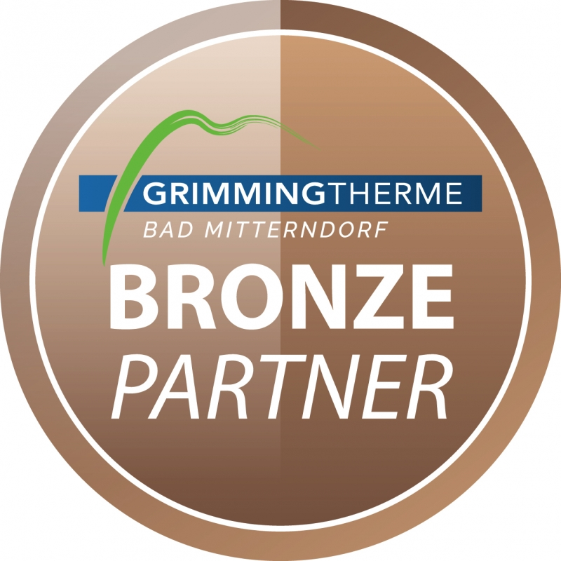 GrimmingTherme Partner Programm Bronze Partner Button