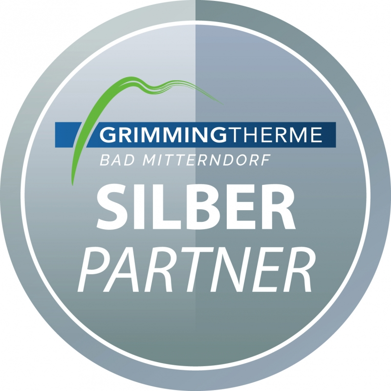 GrimmingTherme Partner Programm Silber Partner Button