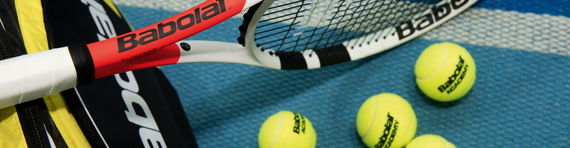 Tennis Halle Schläger